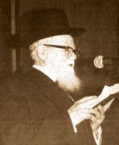 """Rabbi Shaul Yisraeli zt""""l"""