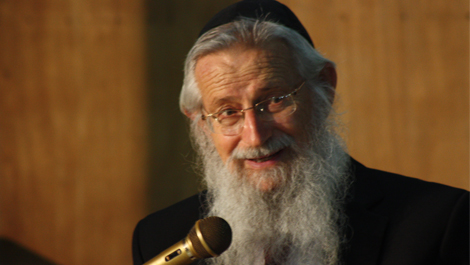 Rabbi Zalman Baruch Melamed