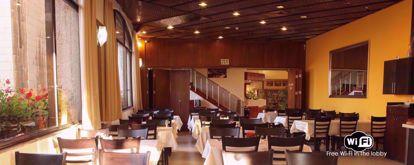 חדר אוכל מלון לב ירושלים